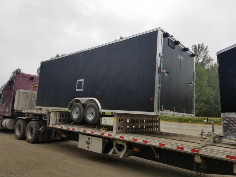 2019 E-Z Hauler 8x20 Enclosed Car Hauler Enclosed Cargo Trailer