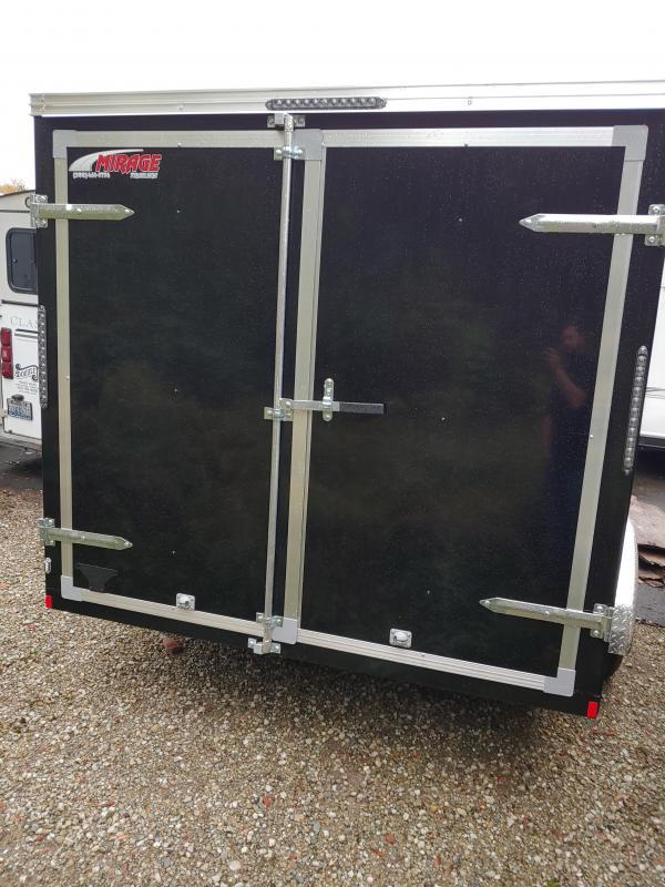 2021 Mirage Trailers XPO Enclosed Cargo Trailer
