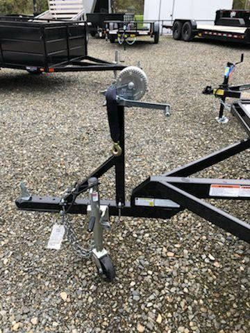 Iron Eagle 7 x 12 Versamax Flatbed Trailer