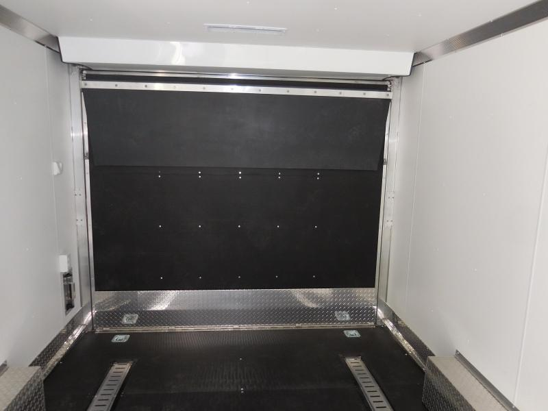 2020 EZ Hauler 8x18 Custom Enclosed Car Hauler Trailer