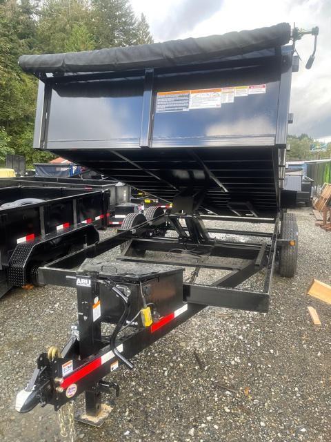 2021 ABU 7 X 14 Dump Trailer