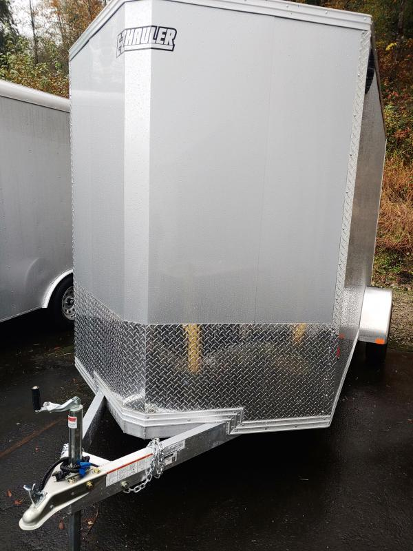 2021 EZ Hauler 6 X 12 Enclosed Cargo Trailer