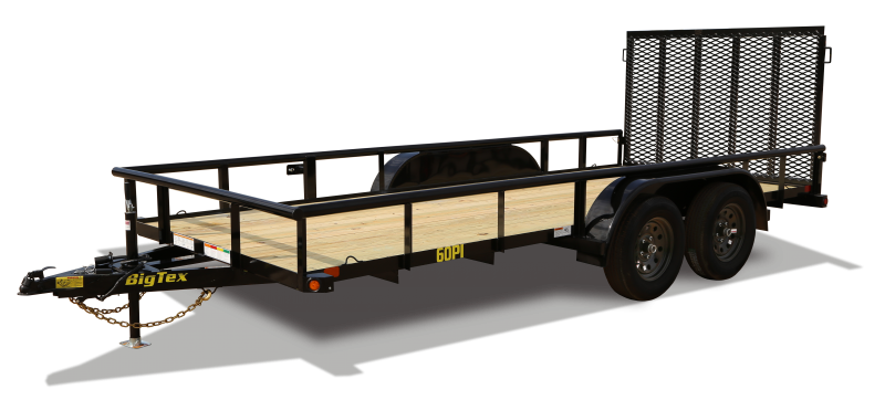 2020 Big Tex Trailers 60PI Utility Trailer