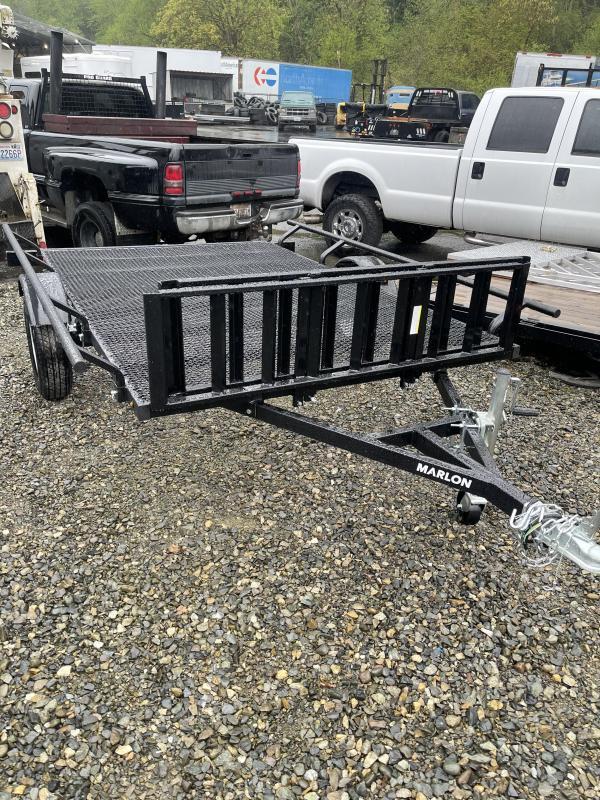 2019 Marlon Trailers RAT - 01 ATV Trailer