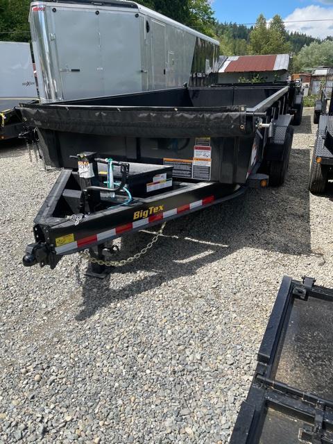 Big Tex 14LP 7 X 16 Dump Trailer
