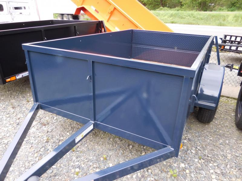 IRON EAGLE voyager  swing rear gate 5x10