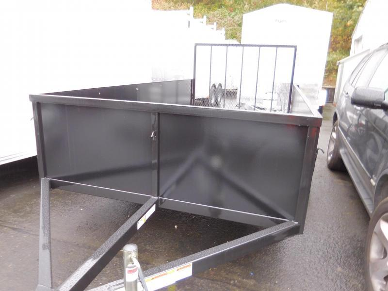 Iron Eagle Voyager 6x12 Landscape Ramp Utility Trailer