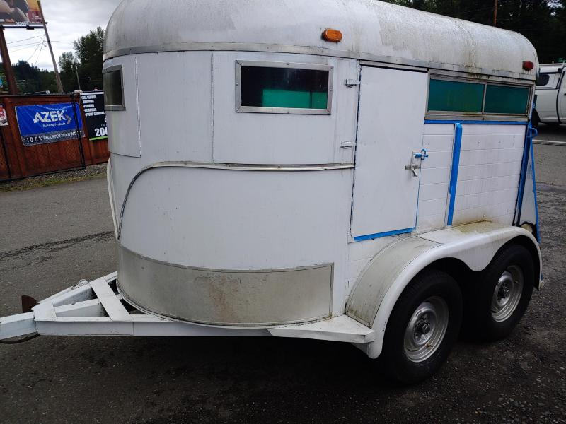 2000 Other Used Livestock Trailer