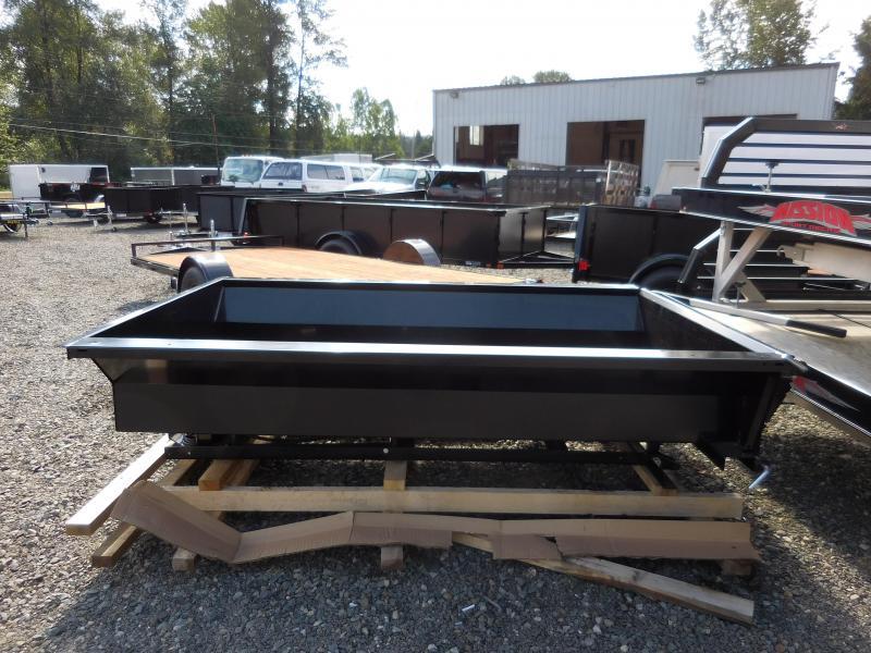 2020 DumperDogg Steel Bed Dump Truck Bed Insert