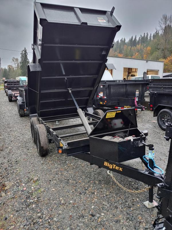 2021 Big Tex Trailers 70SR Dump Trailer