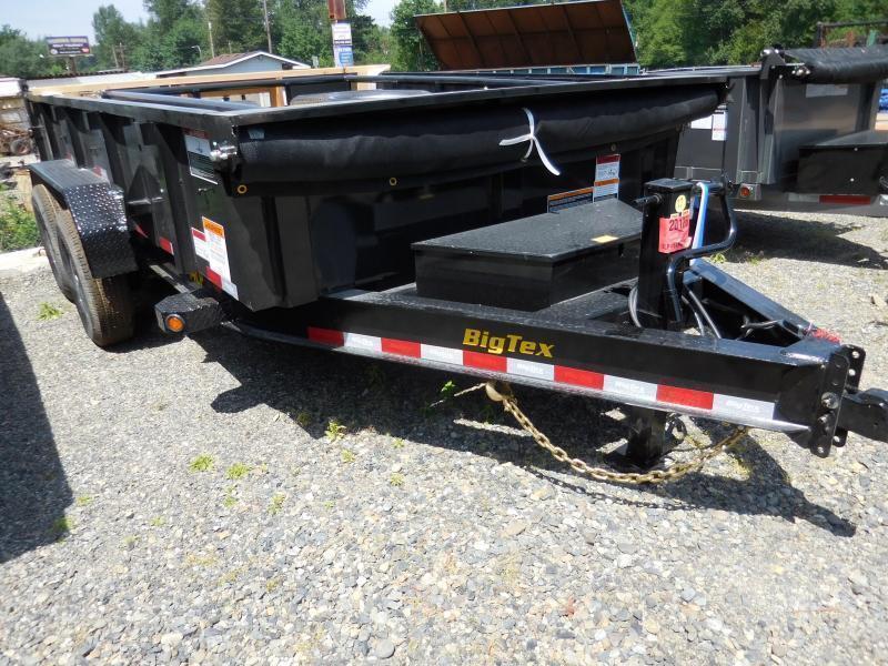Big Tex 14LP 83x14 Dump Trailer