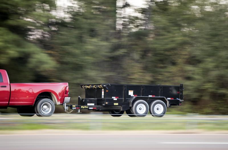 2021 Big Tex Trailers 10SR Dump Trailer