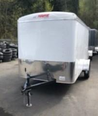 2019 Mirage 6x12 XCEL Enclosed Cargo Trailer