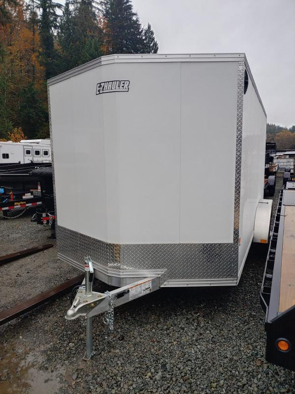 2021 E-Z Hauler Duralite Enclosed Cargo Trailer