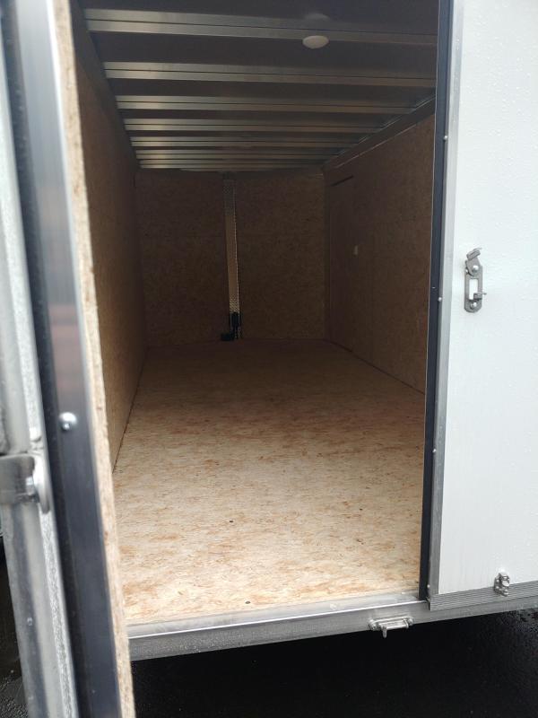 2021 E-Z Hauler Duralite Enclosed Cargo Trailer