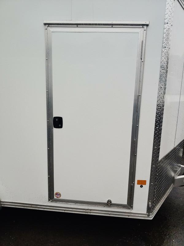 2021 EZ Hauler 7 X 14 Enclosed Cargo Trailer