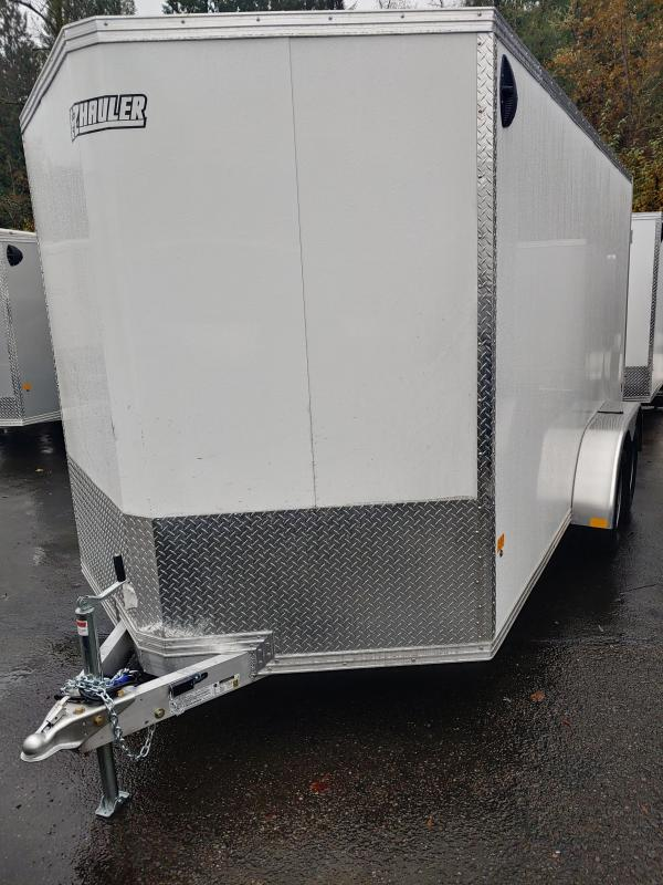 2021 EZ Hauler 7 X 14 Enclosed Cargo Trailer