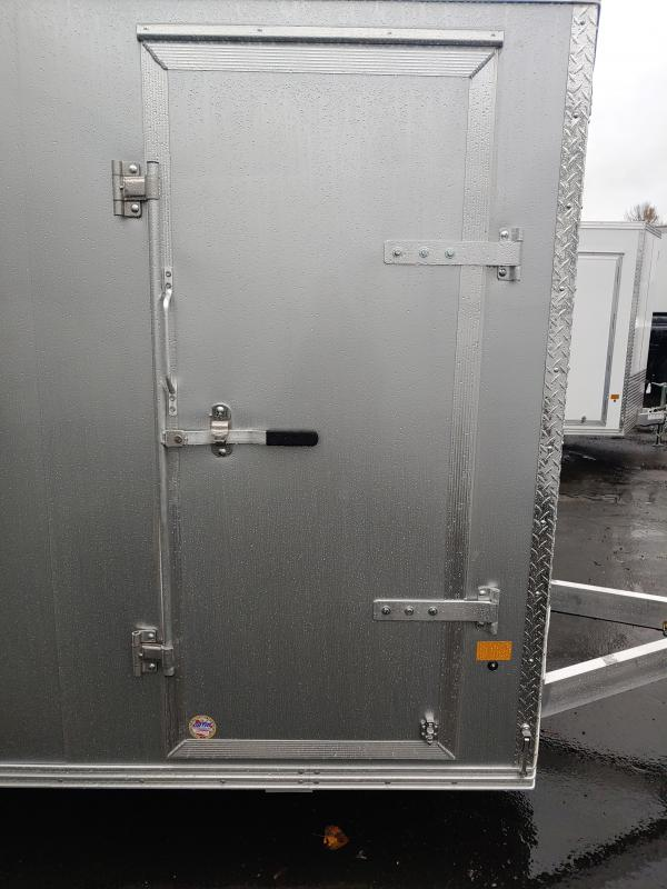 2021 E-ZH Hauler 6 X 12 Enclosed Cargo Trailer