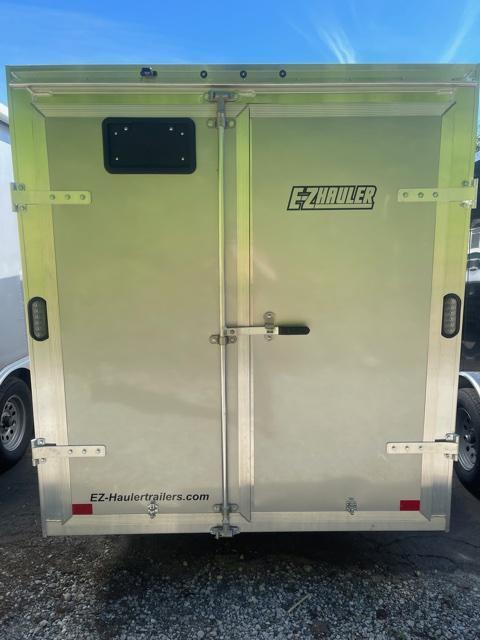 2021 EZ Hauler 6 X 12 Enclosed Cargo Trailer