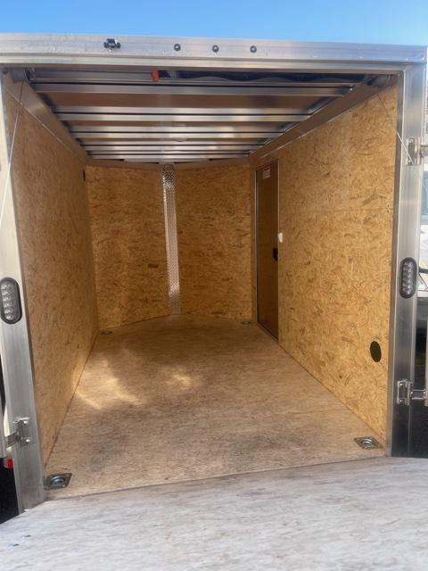 2022 EZ Hauler 6 X 10 Enclosed Cargo Trailer