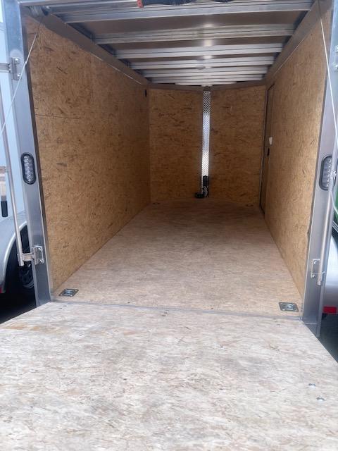 2022 EZ Hauler 6 X 12 Enclosed Cargo Trailer