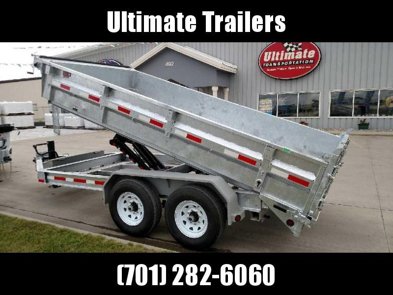 2021 ED Zink - LDT14569 Dump Trailer