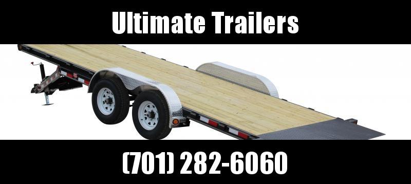 "2022 PJ Trailers 22' x 83"" Hydraulic Quick Tilt (TH) Car / Racing Trailer"