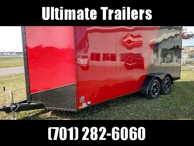 2021 Impact Trailers ITS718TA35-8.5-S Enclosed Cargo Trailer