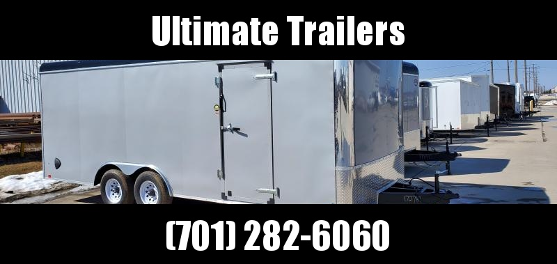 2021 United Trailers ULT8.520TA50-S Car / Racing Trailer