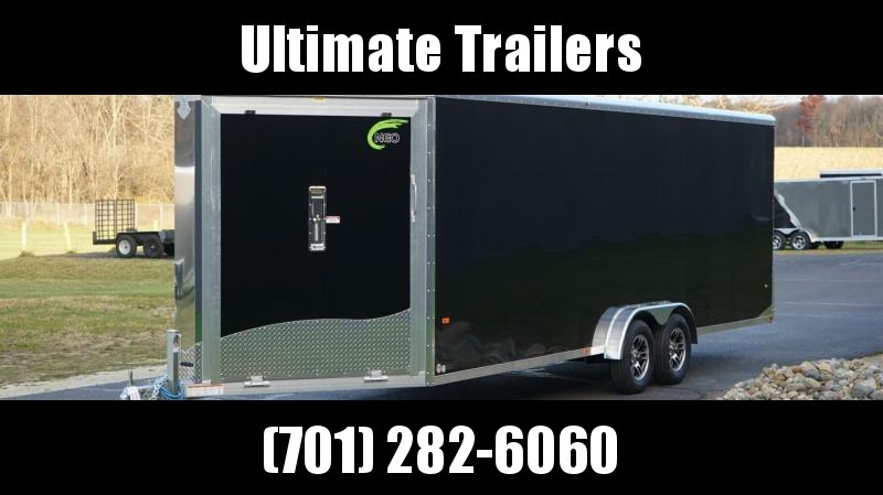 2021 NEO Trailers NASR Round Top All Sport Trailer