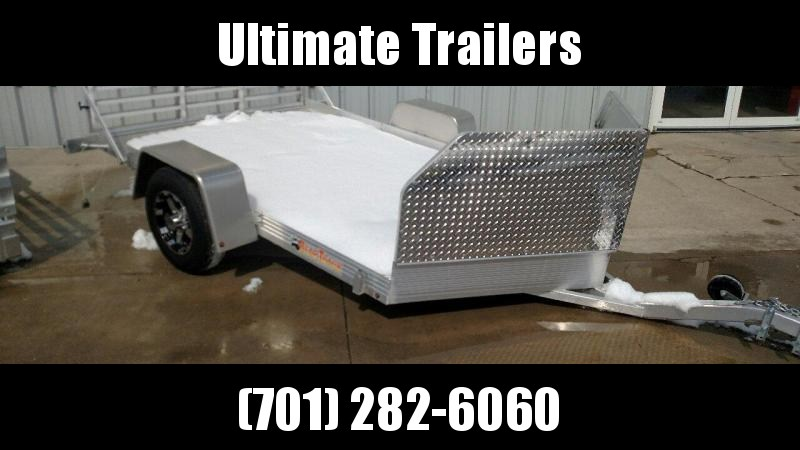 2022 Bear Track Products BTM76132 Motorcycle Trailer