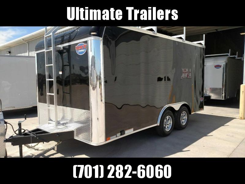 2022 United Trailers UXT8.516TA52 Enclosed Cargo Trailer