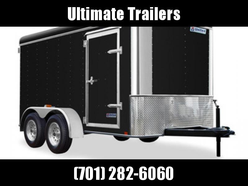 2020 United Trailers U Series Enclosed Cargo Trailer