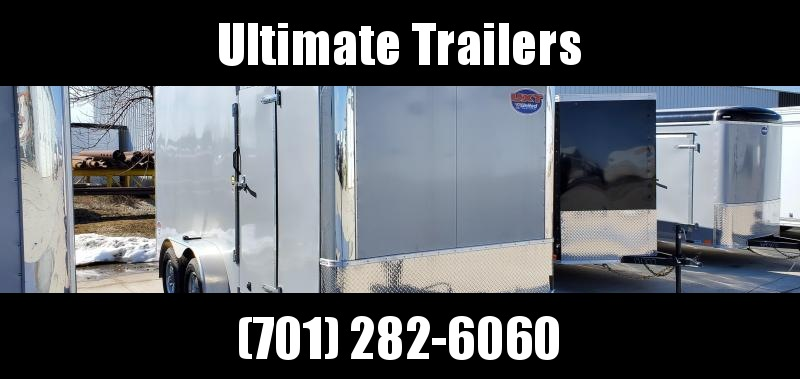 2021 United Trailers UXT716TA35-8.5 Enclosed Cargo Trailer