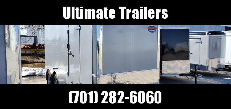 2021 United Trailers UXT716TA35-8.5 Enclosed Cargo Trailer
