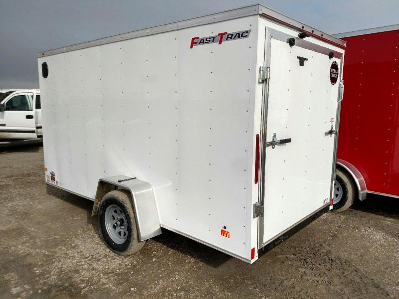 2021 Wells Cargo FT612S2 Enclosed Cargo Trailer