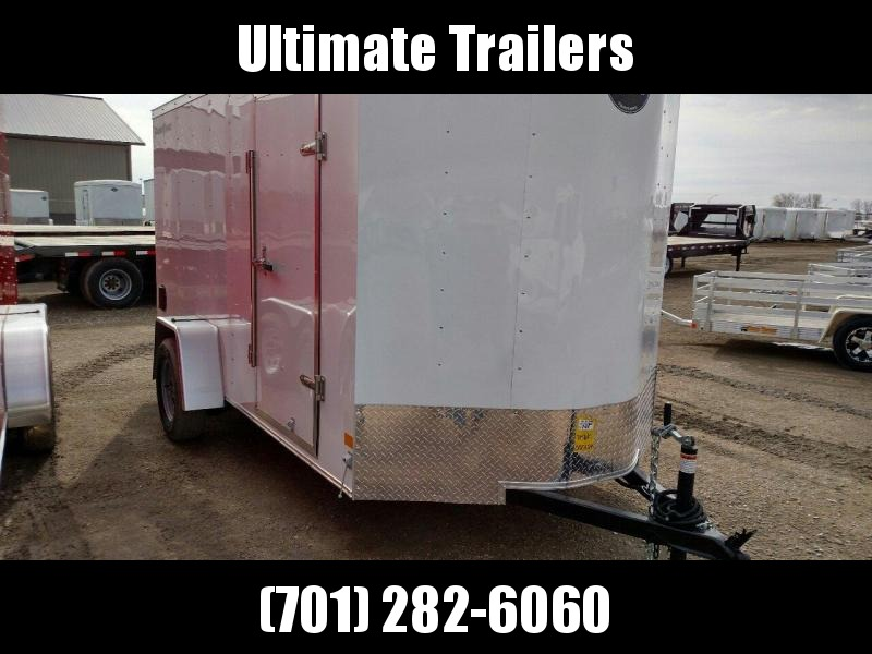 2021 Wells Cargo FT612S2 Enclosed Cargo Trailer
