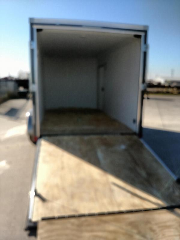 2021 United Trailers XLMTV716TA35-8.5-S Motorcycle Trailer