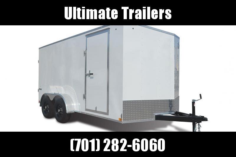 2021 Impact Trailers ISCAA7.0X16TE2FF Enclosed Cargo Trailer