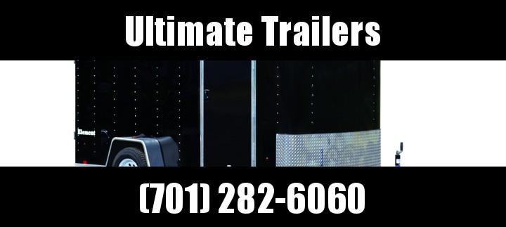 2021 Impact Trailers Tremor Itt Cargo Cargo / Enclosed Trailer
