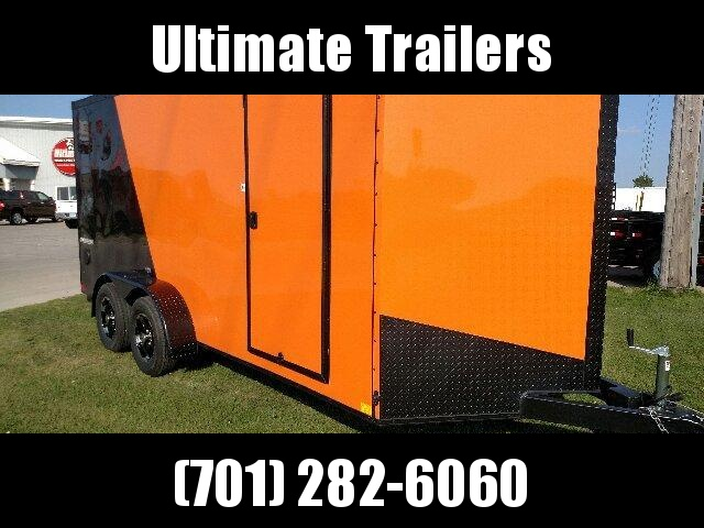 2021 Impact Trailers ITS716TA35-8.5-S Enclosed Cargo Trailer