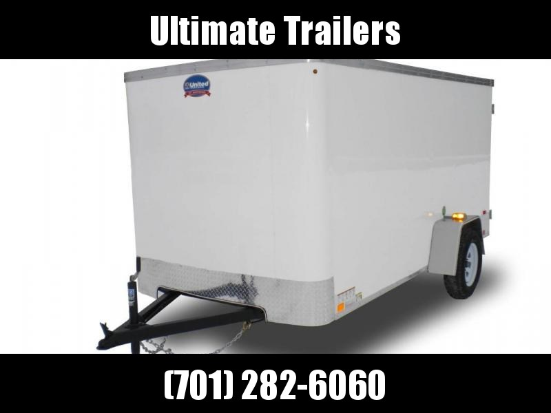 2021 United Trailers XLE Series Enclosed Cargo Trailer
