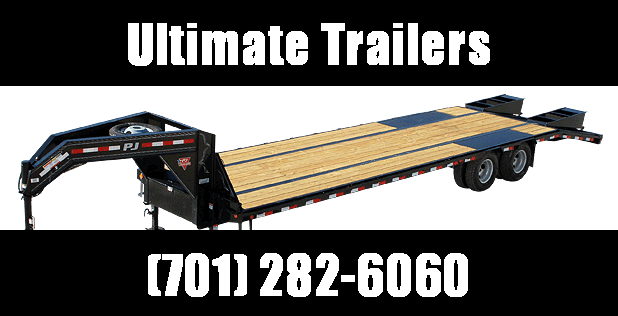 2021 PJ Trailers LD Series Low-Pro Flatdeck with Duals