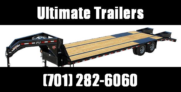 2021 PJ Trailers LD Series Low-Pro Flatdeck with Duals