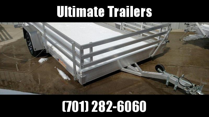 2021 Bear Track Products BTU82144 Utility Trailer