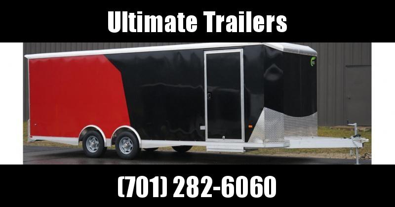 2022 NEO Trailers NACX Liberator Bullnose Auto Trailer