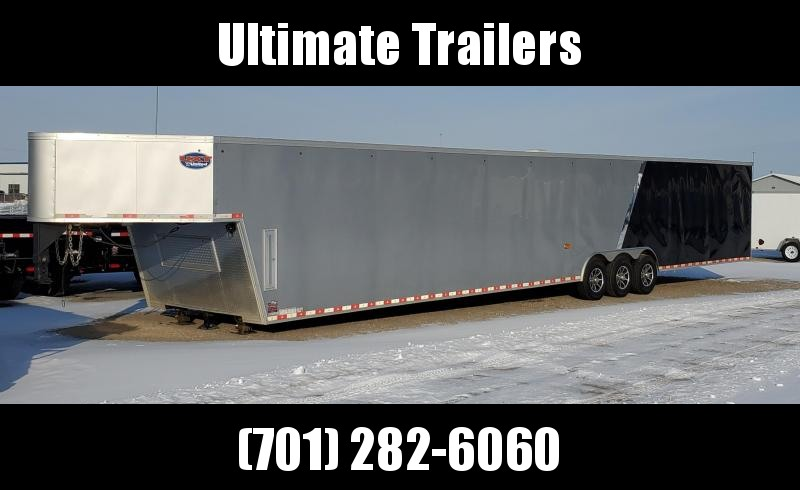 2016 United Trailers UXWGN8.553TR70 Car / Racing Trailer