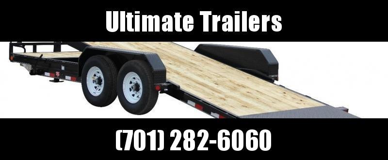 2021 PJ Trailers T6 22' Equipment Trailer