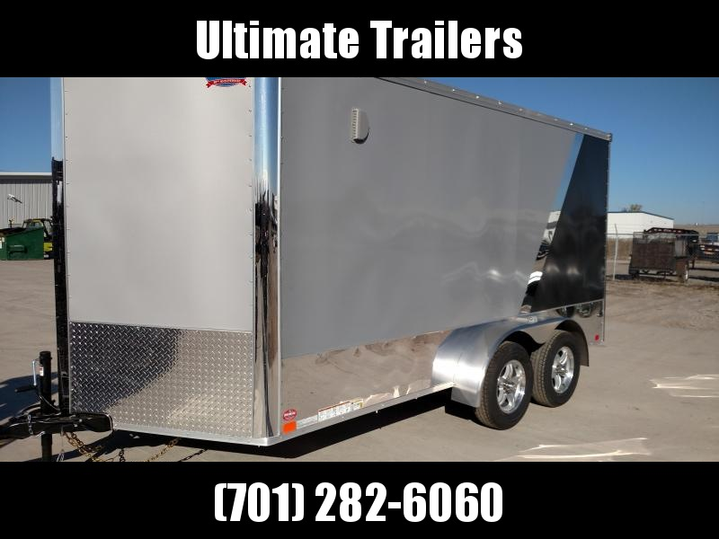 2021 United Trailers XLMTV714TA35-8.5-S Motorcycle Trailer