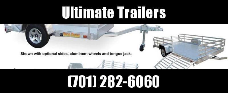 2021 Bear Track BTU82144 Utility Trailer